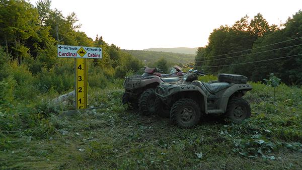 Pittsburg Nh Atv Utv Ride The Wilds Trail System