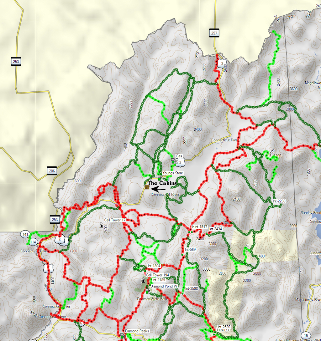 Pittsburg NH Snowmobiling Cabin Rentals on nh all terrain vehicle trail map, cheshire nh map, nh dirtbike trail map, cannon mt trail map, nh new hampshire state map, nh fish and game map, gunstock mountain trail map, storm king mountain hiking trail map, maine its snowmobile map, lebanon nh rail trail map, nh on us map, brownfield me map, nh lakes and ponds map, beacon hill spokane trail map, nh atv trail map, mount rose nevada map, r.b. winter state park map, snowshoe mountain ski map, caswell state park trail map, nh hiking trail map,